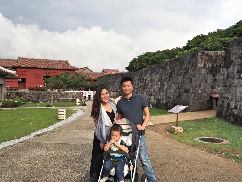 日本沖繩親子行程303